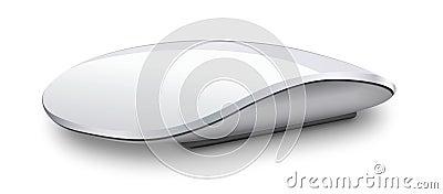 Futuristic computer mouse (Vector)
