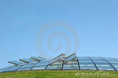 Futuristic Glazing