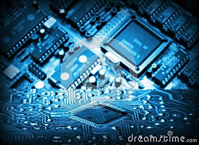 Futuristic integrated circuit