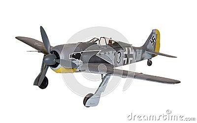 Fw190 Scale Model