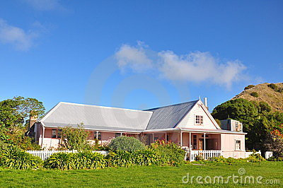 Fyffe House - Historical House at Kaikoura