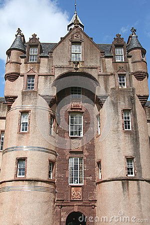 Free Fyvie Castle Scotland Royalty Free Stock Photo - 58392985