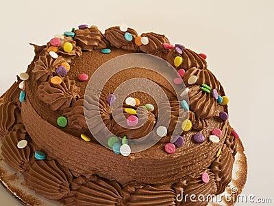 Gâteau de chocolat