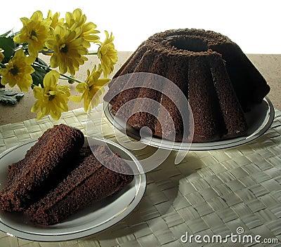 Gâteau de noix
