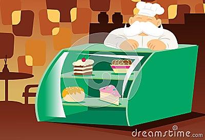 Gâteaux, pâtisseries et plus
