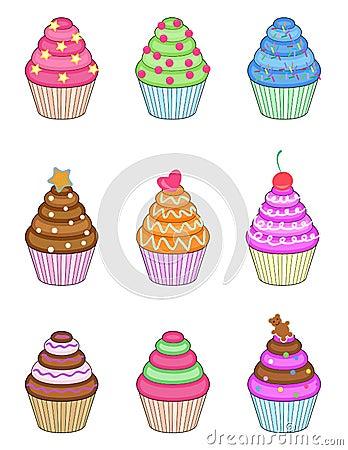 Gâteaux réglés