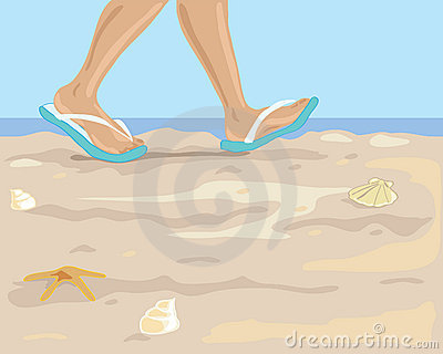 Gå för strand