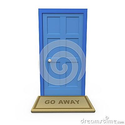 Gå bort