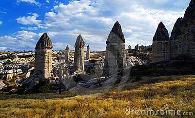 Göreme National Park, Turkey