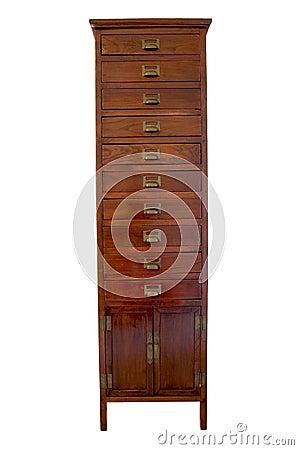 Gabinet drewna