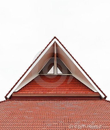 Free Gable Roof Stock Photography - 23584322