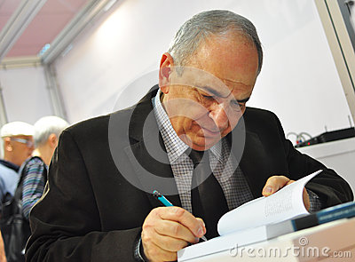 Gabriel Liiceanu Editorial Stock Image