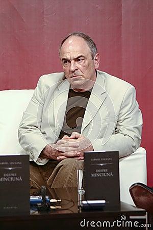 Gabriel Liiceanu Editorial Image