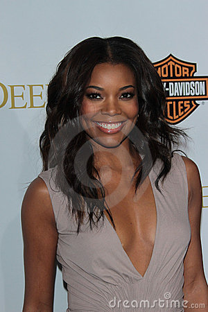 Gabrielle Union Editorial Stock Photo