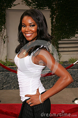 Gabrielle Union Editorial Stock Image