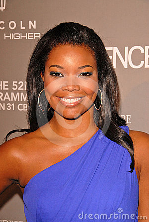 Gabrielle Union,Mary J. Blige Editorial Image