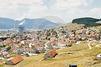 Gacko town - Bosnia and Herzegovina