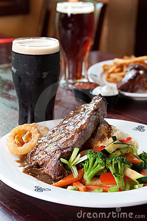 Free Gaelic Steak Stock Photo - 21861510