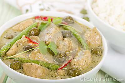 Gaeng Khiao Wan Gai