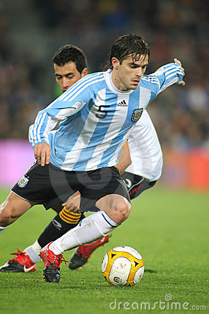 Gago of Argentina Editorial Image