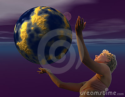 Gaia and world