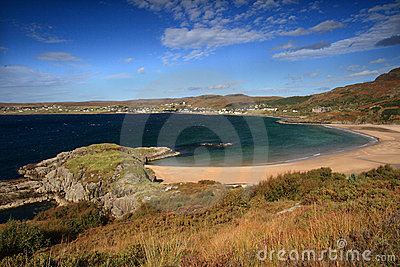Gairloch beach, north-west Scotland
