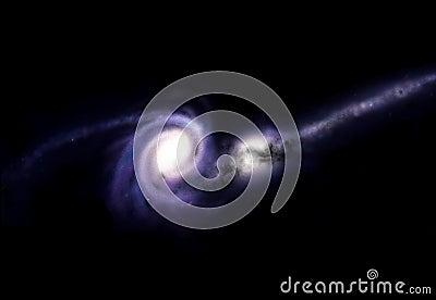 Galactic impact
