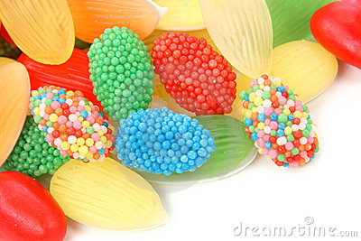 Galaretowi cukierki