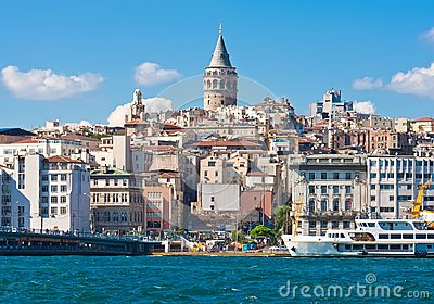 Galata district