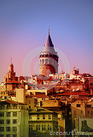 Galata Tower beyoglu