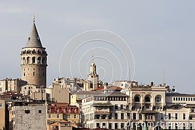 Galata tower(Galata Kulesi)
