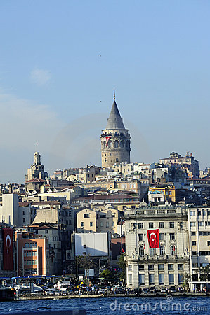 Free Galata Tower, Istanbul, Turkey Stock Image - 6893661