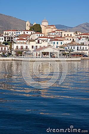 Galaxidi View, Greece
