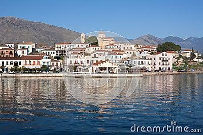 Galaxidi Waterfront, Greece