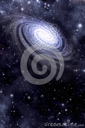 Free Galaxy And Starfield Background Stock Image - 41916431
