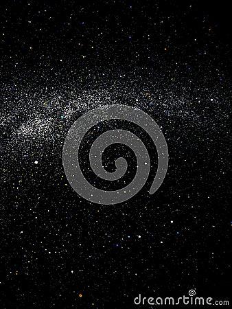 Galaxy and Universe