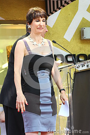 Gale Anne Hurd Editorial Image