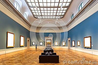Galerie d art