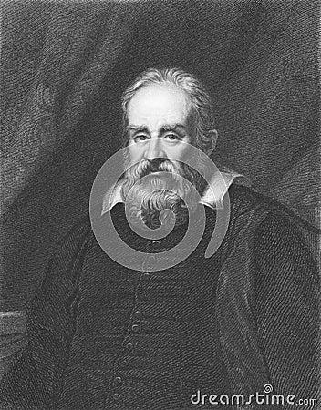 Galileo Galilei Editorial Photo