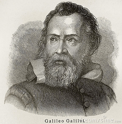 Galileo Galilei Editorial Photo