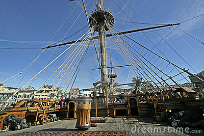 Galleon Genoa