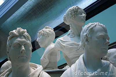 Galleria nazionale del ritratto, Londra Fotografia Stock Editoriale
