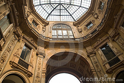 Gallery Vittorio Emmanuele II