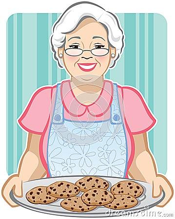 Ahora una linda abuela con una super bombacha gris - 1 4