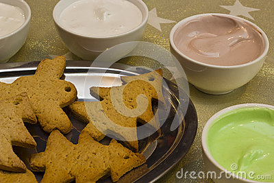 Galletas del pan de jengibre
