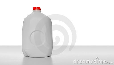 Gallon Milk Carton