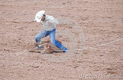 Gallup, Indian Rodeo Editorial Stock Image