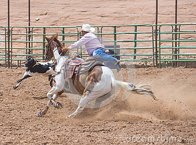 Gallup, Indian Rodeo Editorial Image