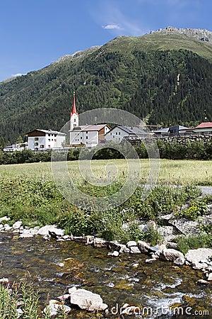 Galtur Tyrol Valley Village