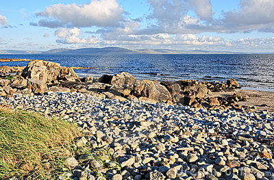 Galway Bay and The Burren